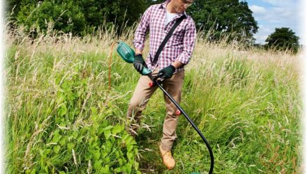 Какой лучше выбрать триммер для травы — бензиновый или электрический