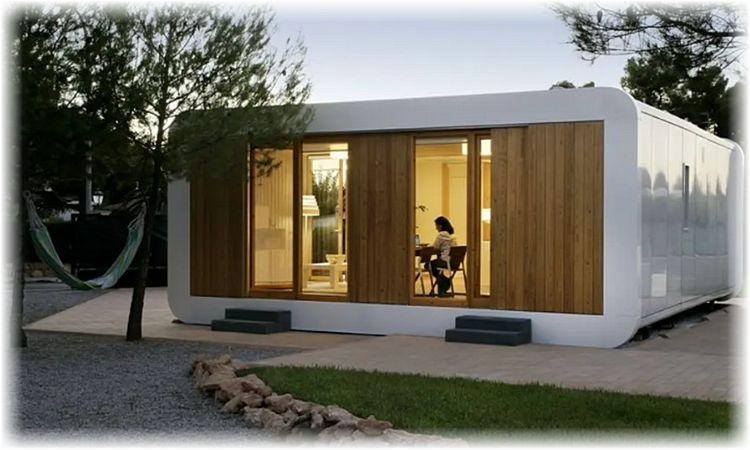 какой построить на даче дом, выбор материала