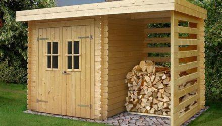 Как построить сарай своими руками на даче, садовом участке